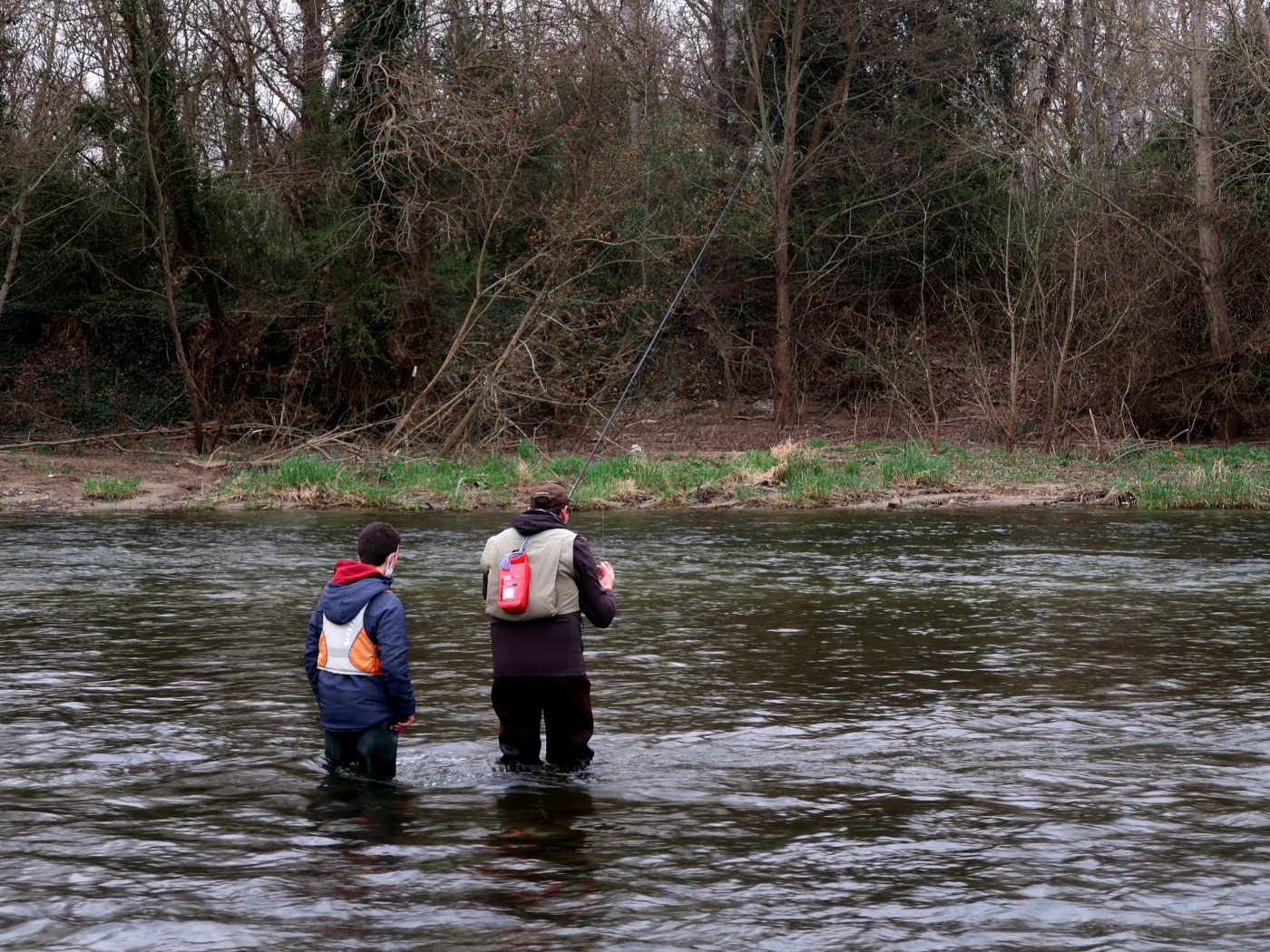 option pêche, no kill, couffoulens, preixan