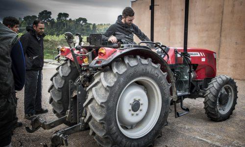 tractoriste